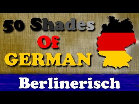 German Dialects | Berlin / Berlinerisch (w/ SuperFlashCrash) | VlogDave