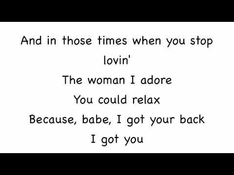 The Woman I Love by Jason Mraz (Lyrics)