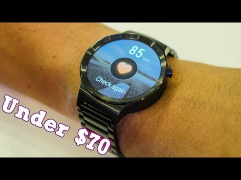 Top 10 Cheapest Chinese Smartwatches Under $70 You Can Buy in 2017 / 2018
