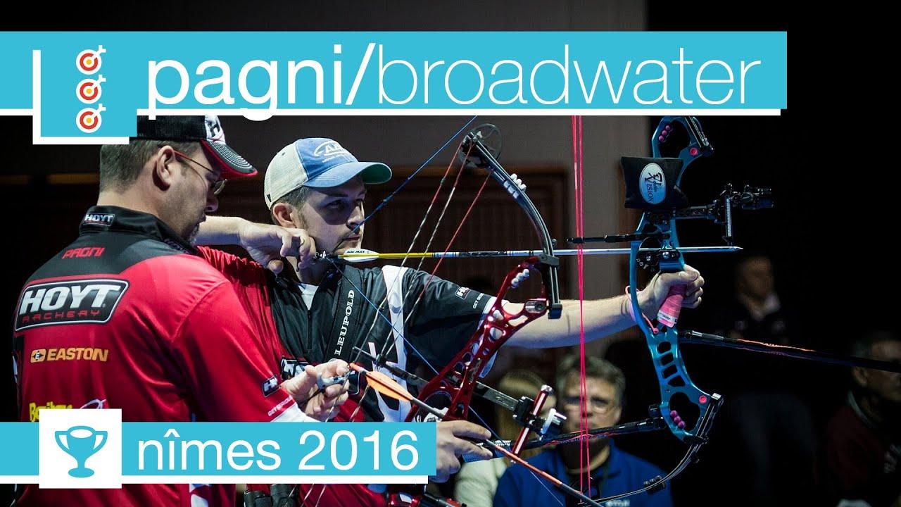 Download Sergio Pagni v Jesse Broadwater – Compound Men's Bronze Final | Nimes 2016
