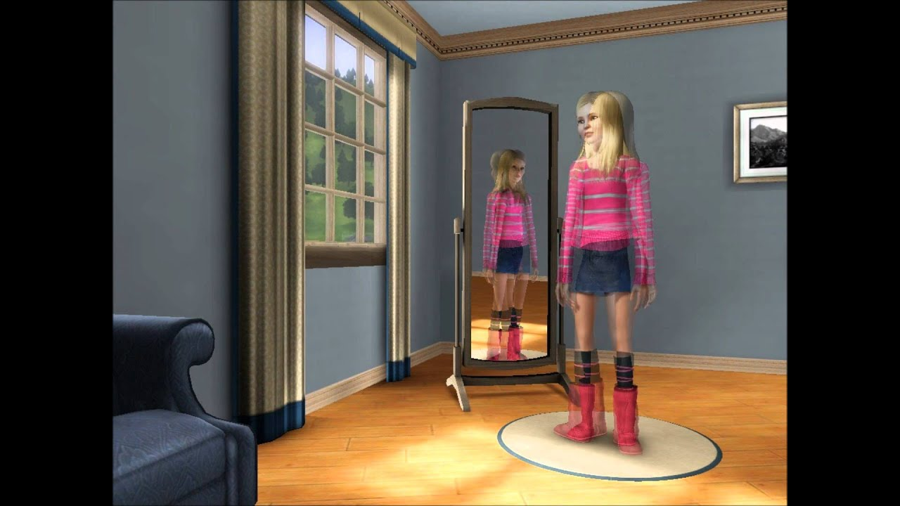 Sims 3 Kickin' It Style - Olivia Holt A.K.A. Kim Crawford ...