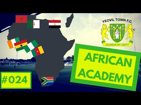 FIFA 18 Career Mode | African Academy | NEW FORMATION! | #024