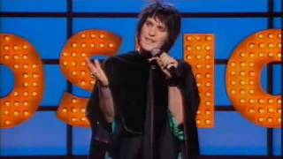 noel fielding being hilarious at michael mcintyre's comedy roadshow