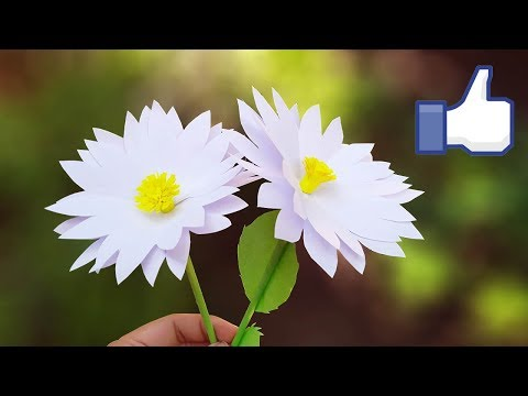 Beautiful Origami Flower | How to Make Origami Paper Flower | DIY-Paper Crafts