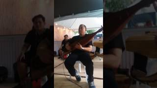 """Urau Lan"" by the sape master Jimbau Balan @ Rainforest World muzic festival ,SCV Sarawak"