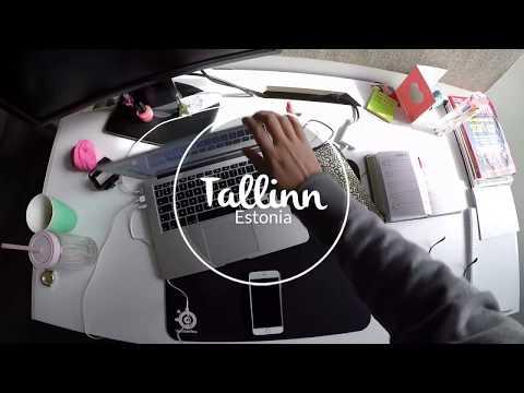 Live my life of expat in Tallinn Estonia - BMX - Gopro Hero5 Black