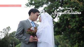 Nasrul & Qistina // Reception at Kem Tun Razak, Penang