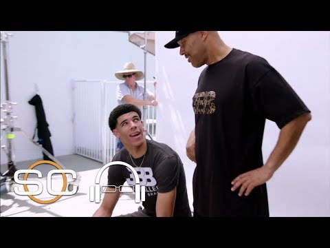 Report Of Lonzo Ball Talking To Other Lottery Teams | SC with SVP | June 16, 2017
