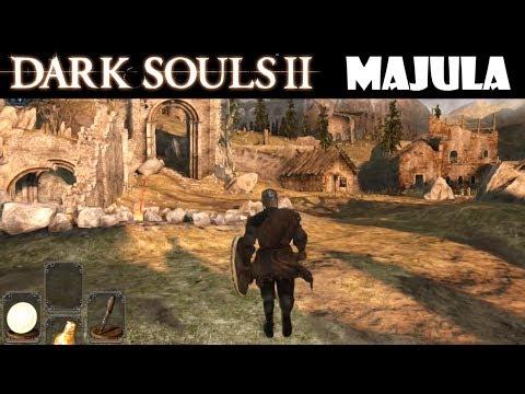 Dark Souls 2 guia: MAJULA || Cómo subir de nivel, herrero, vendedor de armaduras y pactos || Ep.2