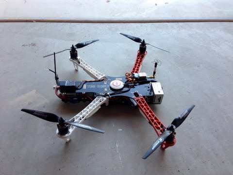 Watch Dogs  Missing Quadcopter