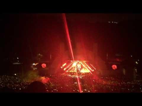 Kygo ft. Seal - Sexual Healing | Cloud Nine World Tour 2016