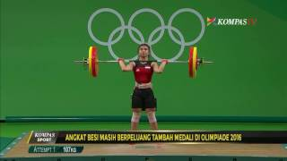 Video Angkat Besi Jadi Sumber Medali Indonesia di Olimpiade download MP3, 3GP, MP4, WEBM, AVI, FLV Juli 2017