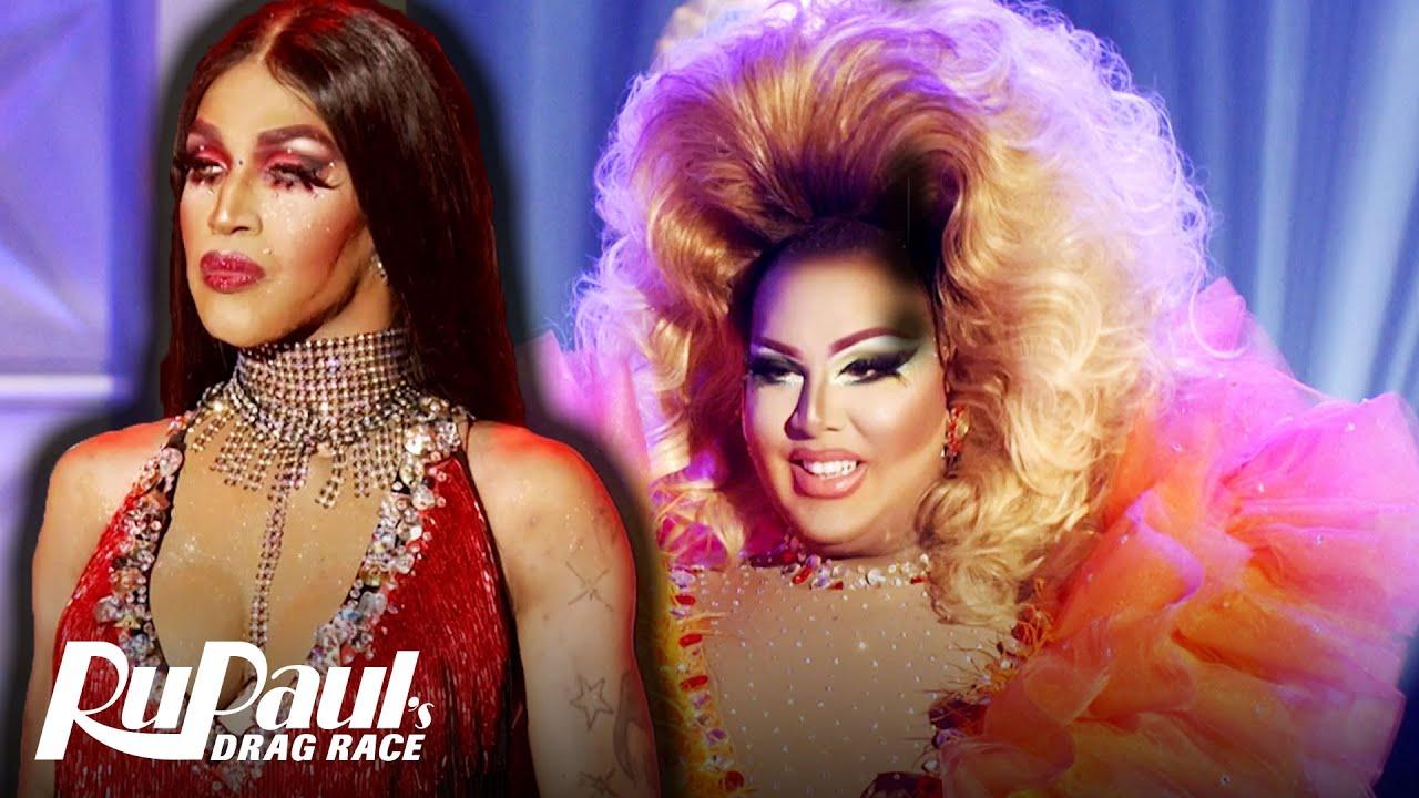 Trinity K. Bonet & Alexis Mateo's J.Lo Lip Sync! 🎤🔥  RuPaul's Drag Race All Stars