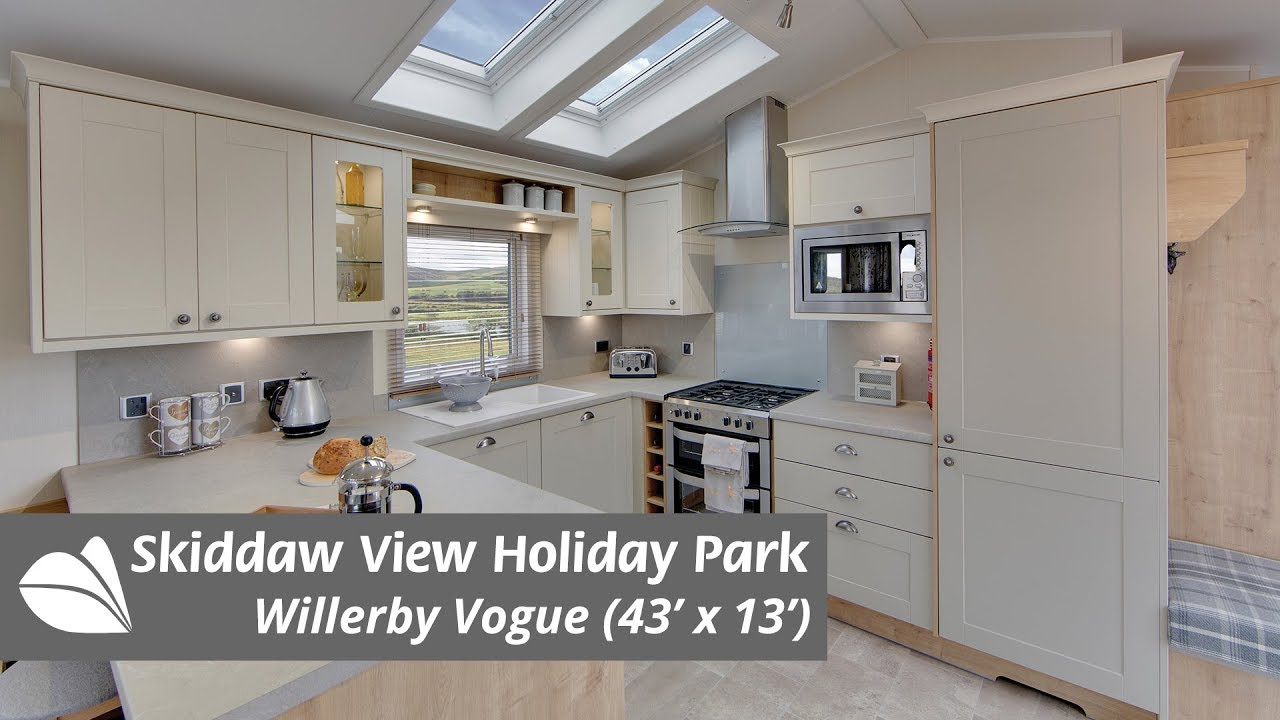 Willerby Vogue 2018 Static Caravan For Sale In The Lake District Skiddaw View Holiday Park