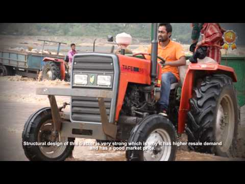 TAFE Tractor Feature