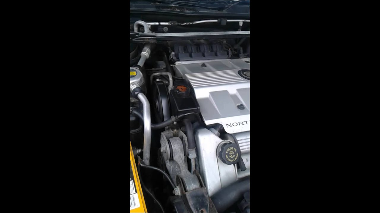 1996 Cadillac Eldorado charging problems - YouTube