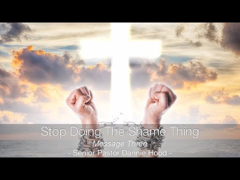Sunday 4.18.21 | 11:45 AM | Senior Pastor Dannie Hood
