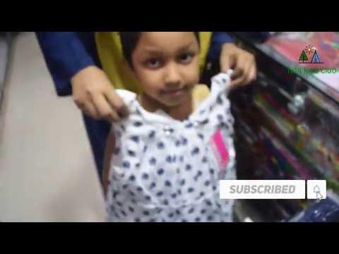 b87028e019ee Kid Shopping at the market ।। Baby Girls Clothes Kids Wear Wholesale Market  Kids wear Market