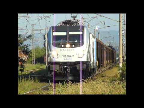 Traxx (187 004): Homologation in Bulgaria
