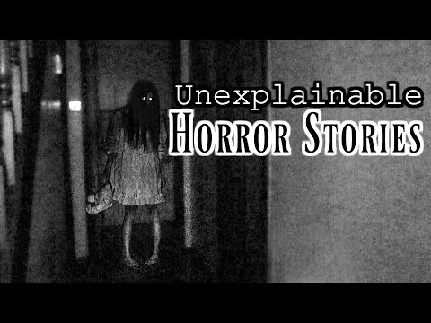 3 Allegedly True Unexplainable Stories | Ghost Stories