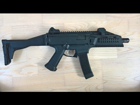 Scorpion EVO 3 - ASG - Disassembly