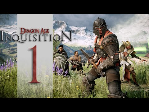 Let's Play Dragon Age: Inquisition - EP01 - Intimidating