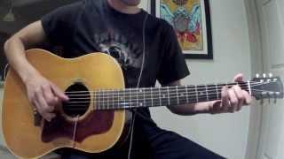 Stone Temple Pilots - Atlanta (Guitar Lesson)