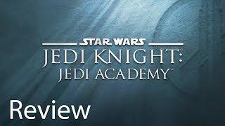 Star Wars Jedi Knight: Jedi Academy Xbox One X Gameplay Review