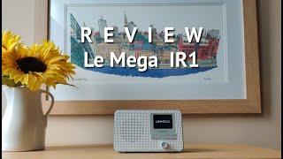 REVIEW: LEMEGA IR1 Portable WIFI Internet Radio with DAB/DAB+/FM Digital Radio/Bluetooth