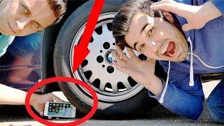 I-AM CALCAT TELEFONUL CU MASINA LUI FLORENTIN HRISCU - Vlog 630