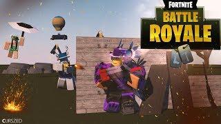 FORTNITE: BATTLE ROYALE AUF ROBLOX!
