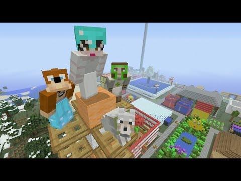 Minecraft Xbox - Tumble Tower [196]