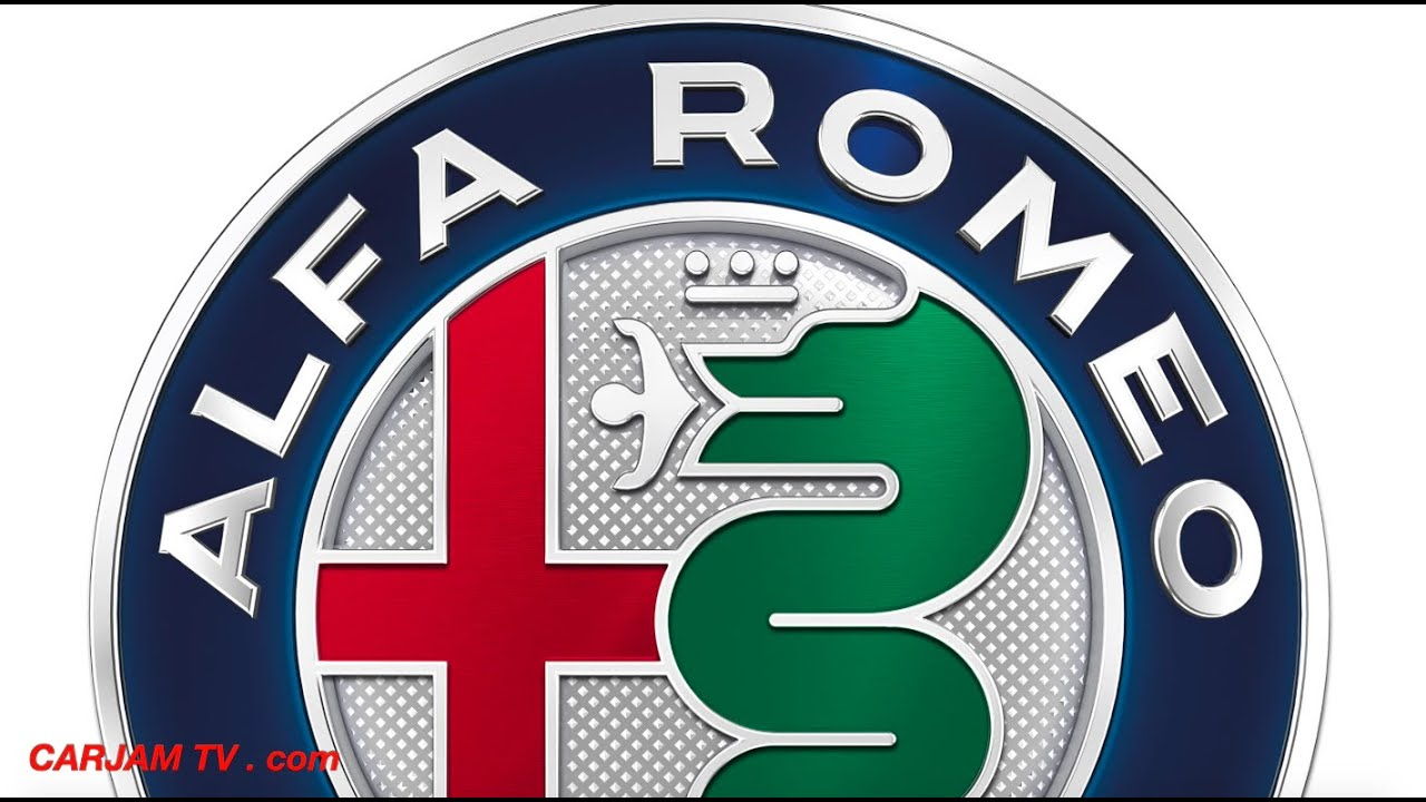 new alfa romeo logo emblem redesign alfa romeo giulia 2016 commercial carjam tv hd 2015 youtube. Black Bedroom Furniture Sets. Home Design Ideas