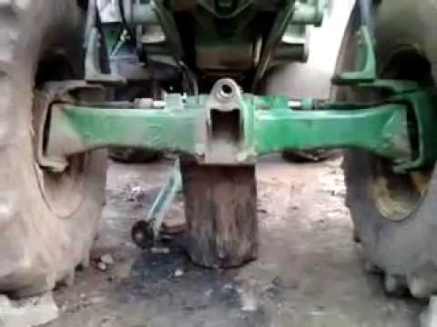hqdefault john deere 6630 restoration of the front axle youtube