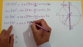 Trigonometri 6 (Açı Değiştirme) Şenol Hoca Matematik