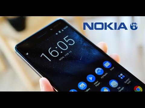 รีวิว NOKIA6 เครื่องแรกในไทย :: มือถือ Android จาก Nokia ::