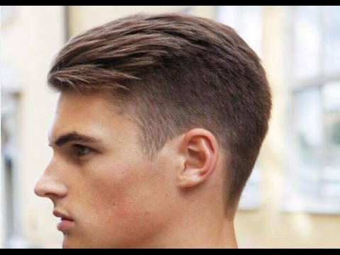 Latest Mens Hairstyles For Straight Hair - YouTube