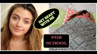 Get Ready with me For School :) Thumbnail