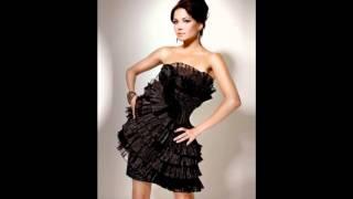 Short Black Cocktail Dresses Fall-Winter 2011-2012