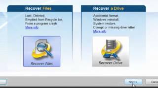 شرح استخدام برنامج  Recover My Files