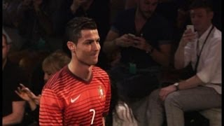 Why Nike Doesn't Care That Ronaldo Is No Air Jordan