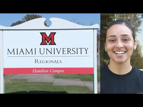 Miami University Hamilton Ohio campus