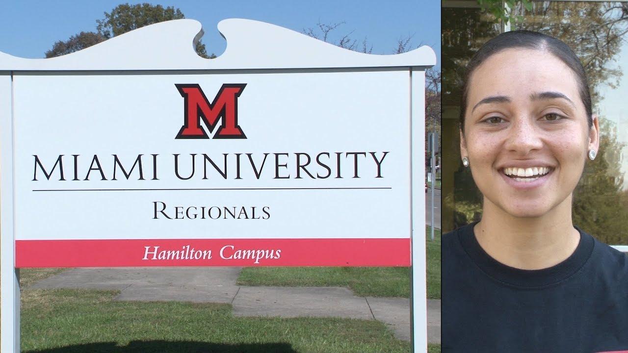 Miami University Hamilton Ohio Campus Youtube