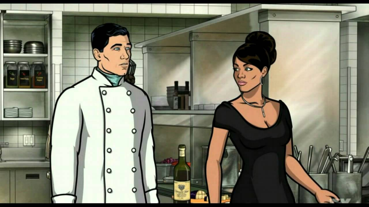 Archer in the kitchen youtube - Archer episodes youtube ...