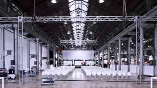 Corporate Event Setup Timelapse