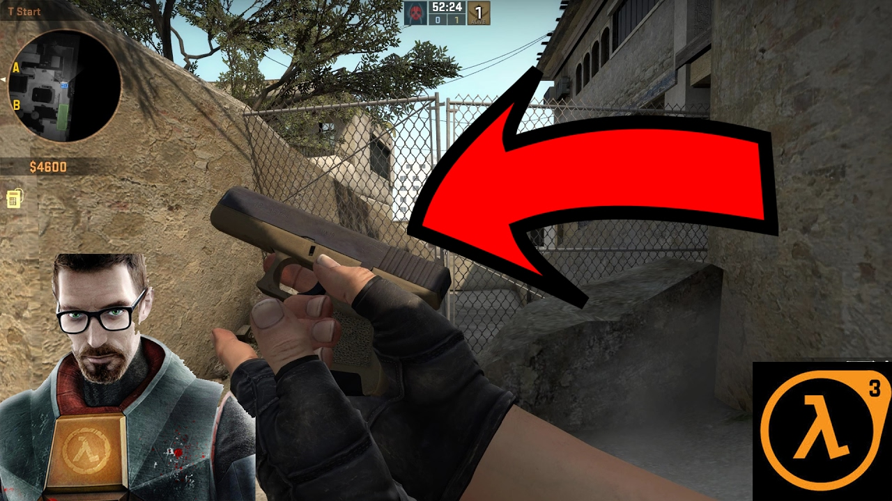 Half Life 3 Teaser In Csgo Must Watch Confirmed Legit Hype