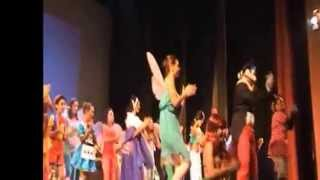 TENDENZE LATINE - SAGGIO 2013 - SIGLA DISNEY