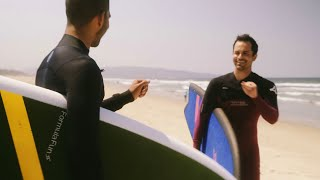 International Surf Day // Formula Fun (feat. Hunter Jones)