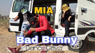 MIA - Bad Bunny ft.. Drake || Dance Video || Ck_kishor Choreography || Easy Dance Steps