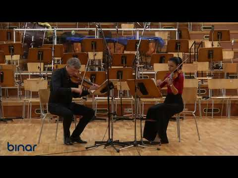 MUSIC FOR TWO live in Sofia - Anton Martynov/Kremena Nikolova